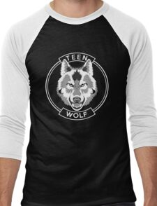 Teen Wolf Men's Baseball ¾ T-Shirt