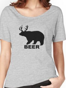 I like Beer tshirt Women's Relaxed Fit T-Shirt