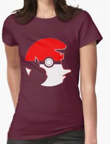 pokemon pikacu Womens Fitted T-Shirt
