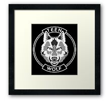 Teen Wolf Framed Print