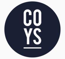 COYS circle print icon by MJ96
