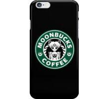 Moonbucks Coffee iPhone Case/Skin