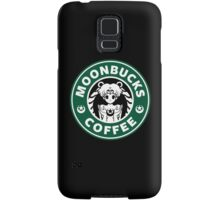 Moonbucks Coffee Samsung Galaxy Case/Skin