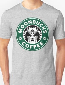Moonbucks Coffee Unisex T-Shirt
