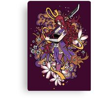 Scarlet Mage Canvas Print