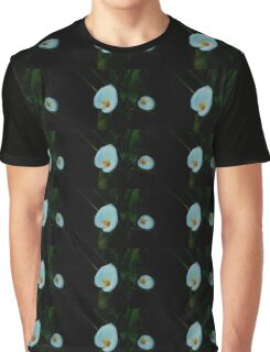 Double Calla Graphic T-Shirt