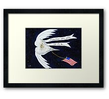 Freedom For All Framed Print