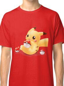 POKEMON - PIKACHU (CUTE) Classic T-Shirt