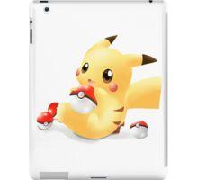 POKEMON - PIKACHU (CUTE) iPad Case/Skin