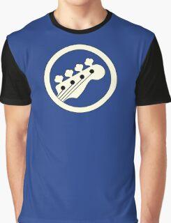 White Bass Graphic T-Shirt