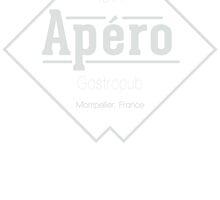 Apéro Gastropub (White) by Anderson James
