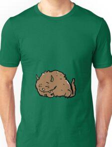 small sleeping monster Unisex T-Shirt