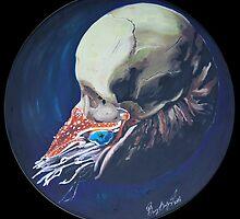 Skull Nautilus by Iroek