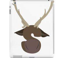 S is for Sven iPad Case/Skin