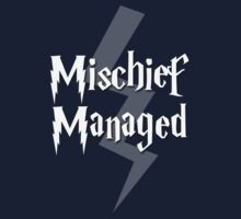 Mischief Managed (HP font) by ashden