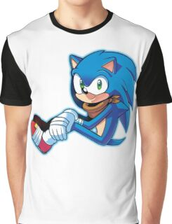 Sonic The Hedgehog/Sonic Boom  Graphic T-Shirt