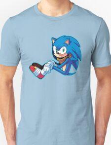Sonic The Hedgehog/Sonic Boom  Unisex T-Shirt