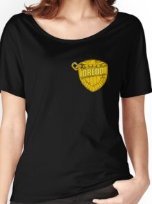 DREDD Women's Relaxed Fit T-Shirt