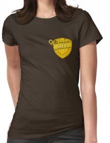 DREDD Womens Fitted T-Shirt