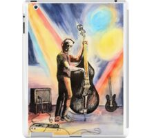 Stage Lights: Upright Bass iPad Case/Skin
