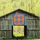 Kentucky Barn Quilt - Happy Hunting Ground by Mary Carol Story