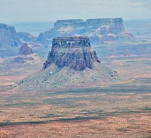 Buttes by phil decocco