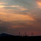 Windmills  by xiari