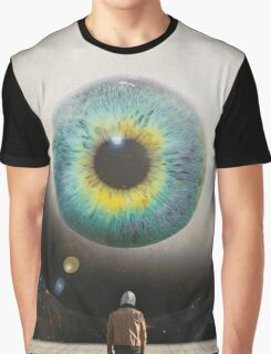 All Seeing Graphic T-Shirt