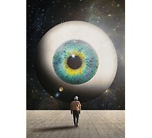 All Seeing Photographic Print