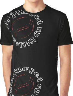 Jumped Up Little Germ Logo - Dark Graphic T-Shirt