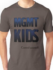 Control Yourself (MGMT ver.) Unisex T-Shirt