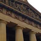 The Pediment by Khepera
