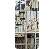 Shopping Arcade Abstract iPhone Case/Skin
