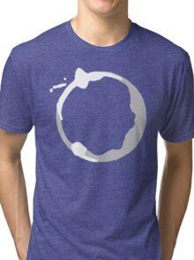 Coffee Stain Tri-blend T-Shirt