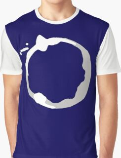 Coffee Stain Graphic T-Shirt