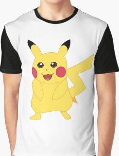 Pikachu - Pokemon Go Graphic T-Shirt