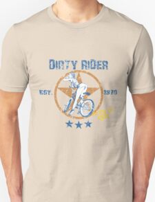 Dirty Rider Unisex T-Shirt