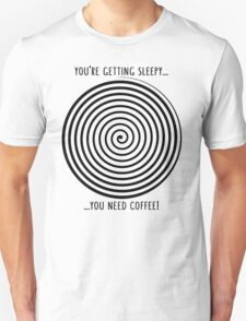 Barista Hypno Wheel T-Shirt