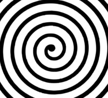 Barista Hypno Wheel Sticker