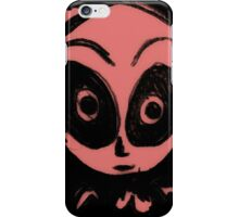 Ghost in pink iPhone Case/Skin
