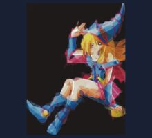 Dark Magician Girl  One Piece - Short Sleeve