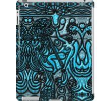 Tarot 11 The  Force iPad Case/Skin