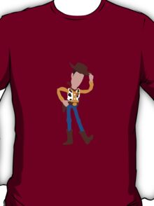 Woody - Toy Story (Light) T-Shirt