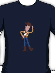 Woody - Toy Story (Light) T-Shirt