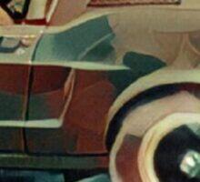 Bullitt Steve McQueen Mustang Sticker