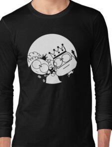König und Prinzessin Long Sleeve T-Shirt