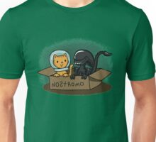Kitten and Alien Unisex T-Shirt