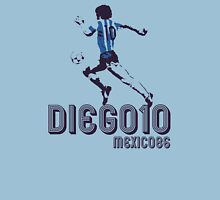DIEGO10 - MEXICO 1986 WORLD CUP SOCCER Unisex T-Shirt
