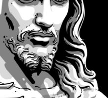 Jesus: Fisher of Men Sticker