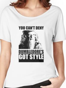 Dumbledore's got style Women's Relaxed Fit T-Shirt